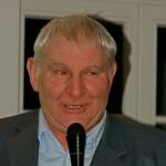 Der Immunologe Dr. rer. nat. Erwin Walraph im Frankfurter Consilium