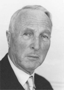 Alte Wegbereiter Prof. Dr. Paul Niehans