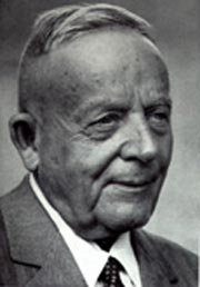 Alte Wegbereiter Prof. Otto Warburg