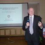 Dr. Wassil Nowicky, Forscher und Entwickler von UKRAIN dem Krebsmittel im Frankfurter Consilium