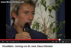 VirusWahn - Vortrag von Dr. med. Claus Köhnlein