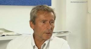 Alpenparlament Interview Prof. Vogt mit Dr. med
