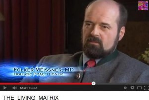 Dr. med. Folker Meissner The Living Matrix