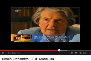 Ukrain Monal Lisa ZDF Beitrag