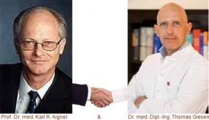 Prof. Dr. med. Karl R. Aigner und Dr. med. Dipl.-Ing. Thomas Giesen