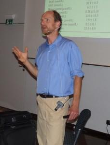 Der Umweltmediziner und ALS Therapeut Dr. med. Joachim Mutter
