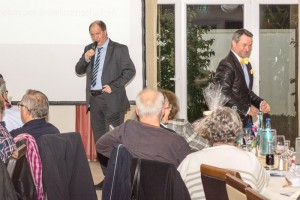 Das Frankfurter Consilium - Prof. Dr. Burkhard Poeggeler - Ralf Kollinger - ...und Gäste