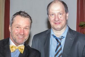 Die Kongenialität - Prof. Dr. Burkhard Poeggeler und Ralf Kollinger
