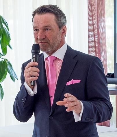 Initiator und Gründer des Frankfurter Consilium, Ralf Kollinger